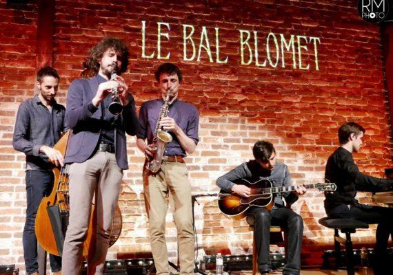 Dimanche 10 mars à 17h45 : Collectif Paris Swing